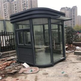 梁平收费岗亭定制地产收费岗亭