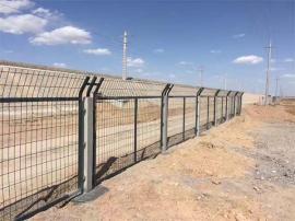 桥下/防护栅栏/桥下防护栅栏/铁路金属网片防护栅栏