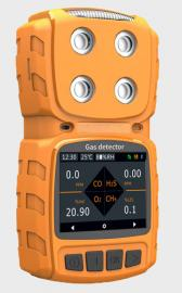 LB-KS4X扩散式四合一多气体检测仪环保局推荐