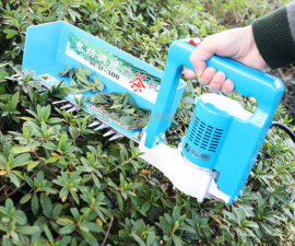 藤原4CD-30A电动采茶机小型充电式便携摘茶叶机器 茶叶采摘机
