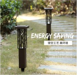 大昌太阳能灯草坪灯-插地草坪灯-可制定