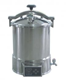 滨江医疗 YX-18HDD手提式压力蒸汽灭菌器 数显自动玻璃器皿高压灭菌锅