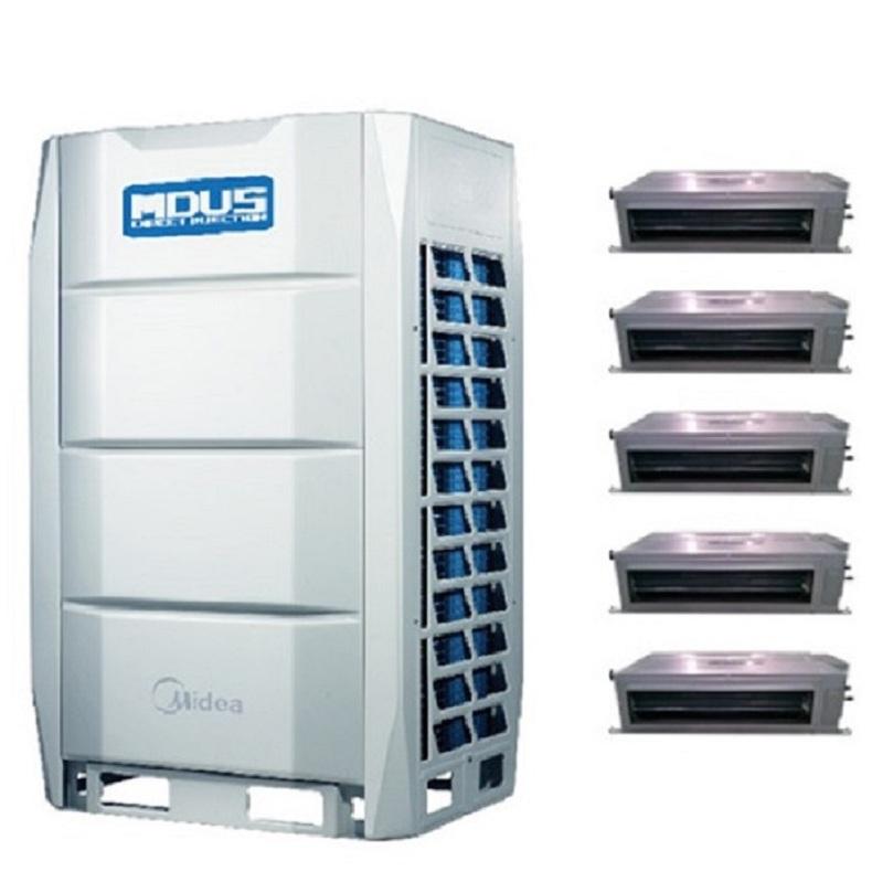 美的商用空调多联王MDV-V 变频多联机组美的空调 MDV-200W/DSN1-8R0