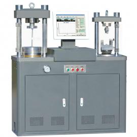 HYE-300B-D 电液伺服压力试验机
