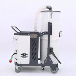 7.5kw移动式吸尘器 上下分离式高压吸尘器