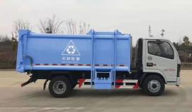 垃圾分类清运车 10吨垃圾分类车