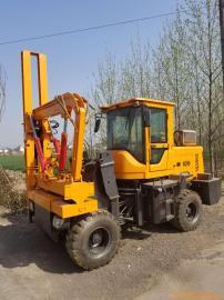 小型打桩机 高速公路护栏打桩机现货出售 品质保证