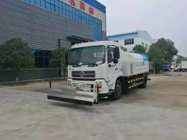 东风天锦8方路面清洗车