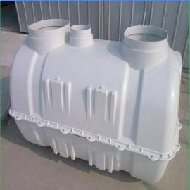 模压玻璃钢化粪池价钱-玻璃钢一体化化粪池制造