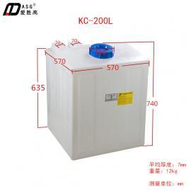 纯水配套计量加药箱200L