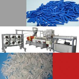 PPS连续长纤浸润包覆设备