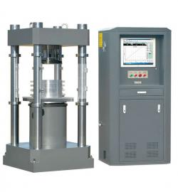 HYE-3000B 电液伺服压力试验机