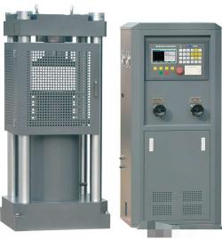 SYE-2000B 电液式压力试验机