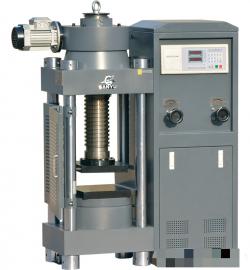 SYE-2000D 电液式压力试验机