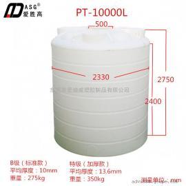 2000L食品级水箱、PE塑胶桶、水塔、储存桶、搅拌槽