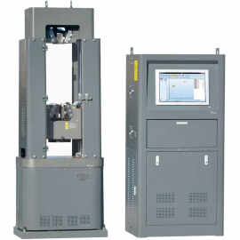 WAW-600B 电液伺服(钢绞线)万能试验机