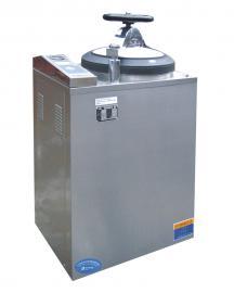 LS-100HV液晶数显立式全自动脉动真空蒸汽灭菌器 高压杀菌锅