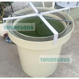 渔悦蓝灵泥鳅鱼苗孵化桶 鳜鱼孵化桶 加州鲈鱼苗孵化池