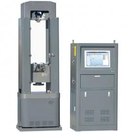 WAW-1000B 电液伺服(钢绞线)万能试验机