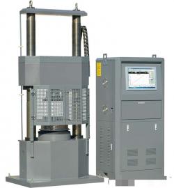YAW-2000D 电液伺服压力试验机