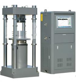 YAW-2000 电液伺服压力试验机