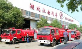 国五东风4吨泡沫消防车 东风4吨消防车 东风凯普特消防车