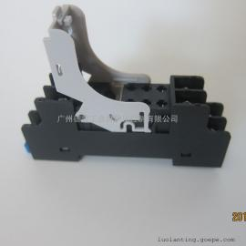 IDEC继电器底座SJ1S-05B标配RJ1S