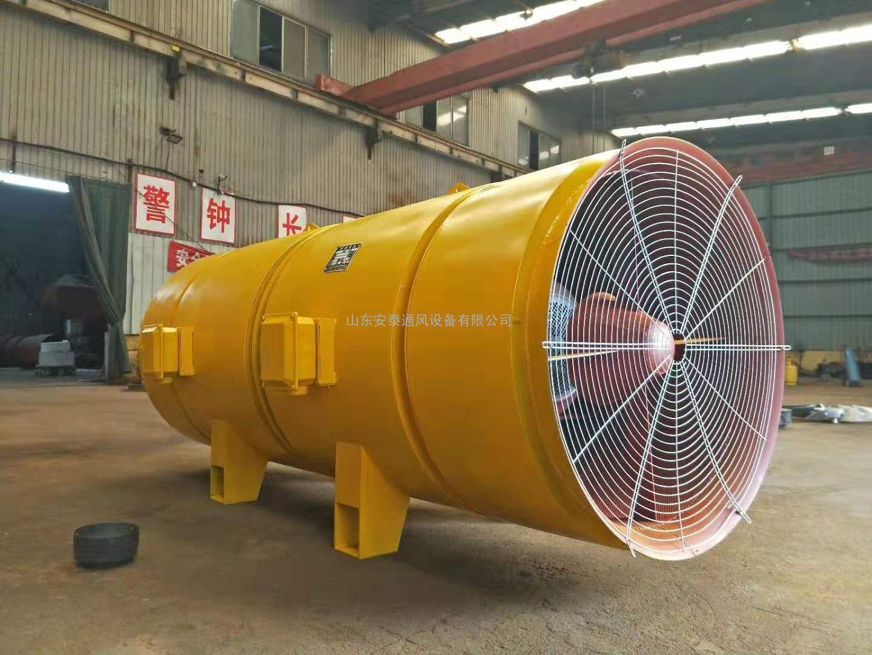 热销隧道风机|SDF-10#四节消音风机|隧道施工风机|隔爆型风机