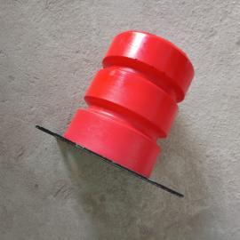 JHQ-C型聚氨酯��_器 小�防撞器 100*80�цF板��_器