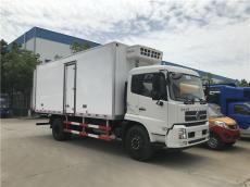福田欧马可3-5吨冷藏保鲜车 水果冷藏保温车配置参数