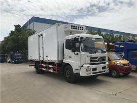国五排放高端冷冻品运输车 跃进冷藏保温车推荐