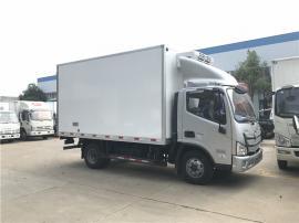 福田排半食品海鲜冷藏车 冷藏运输车推荐资讯