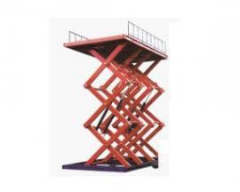 东圣 链条导轨升降货梯 电动导轨式升降机