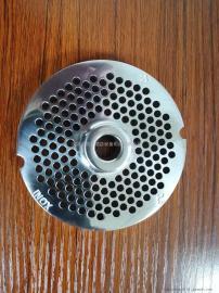 意大利SIRMAN TC 22原厂绞肉机零配件孔径3毫米不锈钢孔板刀盘