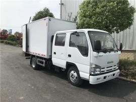 车厢4.2米冷藏保温车 肉类运输冷藏车环保