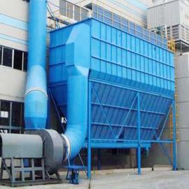 钢铁厂布袋除尘器改造静电除尘设备两个着手阶段