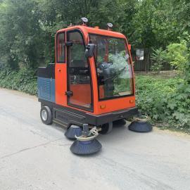 电动清扫车 新能源电动扫地机 多功能电动扫路车