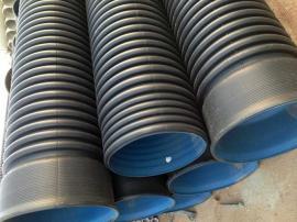 超裕200-600HDPE�p壁波�y排水排污管生�a