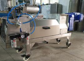 森科机械5吨/时生活垃圾压榨机—不锈钢压榨脱水设备压榨效果好