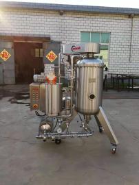 森科机械10平方圆盘酱油醋过滤机-316L材质酱油过滤机生产商