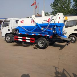 东风D65吨吸污车