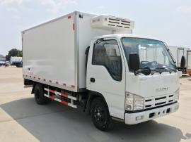 国六医疗废物运输车厂家
