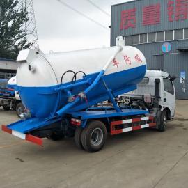 高效吸污车 真空吸污罐 农用污水处理车