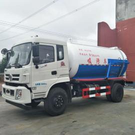 东风D78吨吸污车