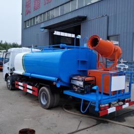 储煤场专用雾炮车 50米射程雾炮洒水车 高压喷雾车