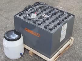 中力叉车电池48V630AH,中力电动叉车电瓶