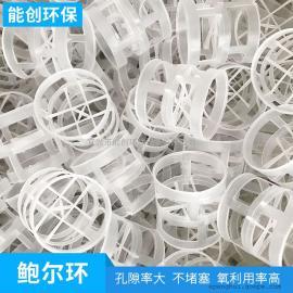 鲍尔环 鲍尔环填料 聚丙烯鲍尔环 PP鲍尔环 脱硫塔填料