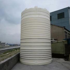 40T耐酸�A�U液��罐硫酸��罐防腐�g��拌罐牛�o材�|