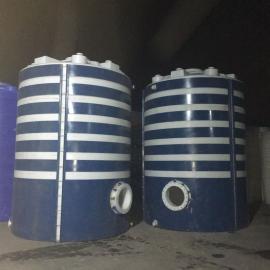 30吨抗氧化外加剂循环罐防冻剂储罐盐酸储罐图片