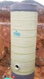 一体化雨水泵站-雨水处理一体化泵站